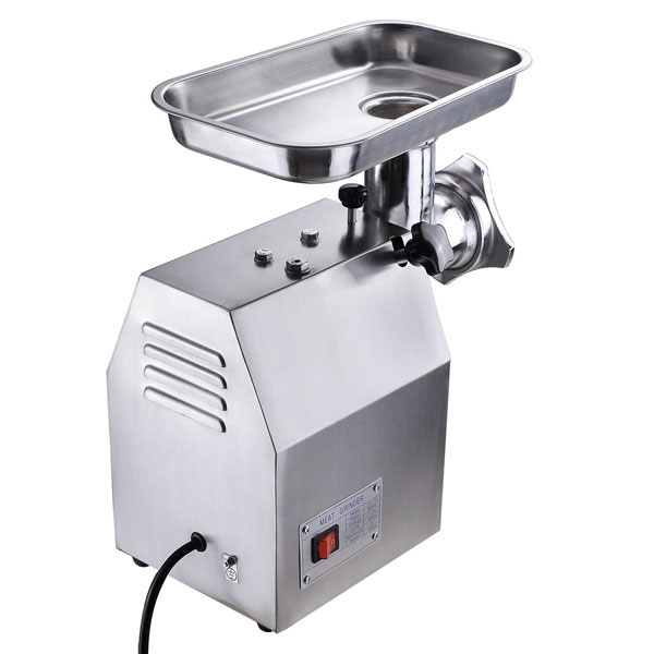 Electric Meat Grinders With Metal Gears ~ Stainless steel electric meat grinder w hp
