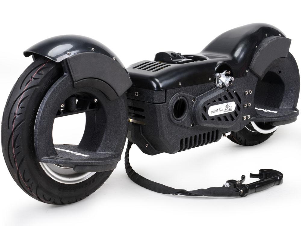 Ototec Wheelman Gas Skateboard V2 50cc