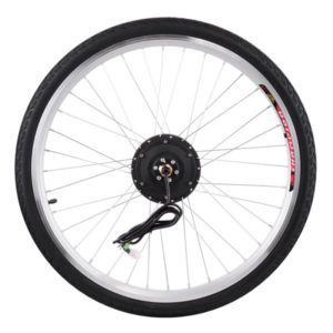 250 Watt 26 Inch Front Wheel Electric Bicycle Motor Kit 2