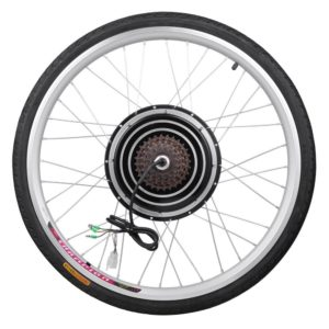 500 Watt 26 Inch Rear Wheel Electric Bicycle Motor Kit 2