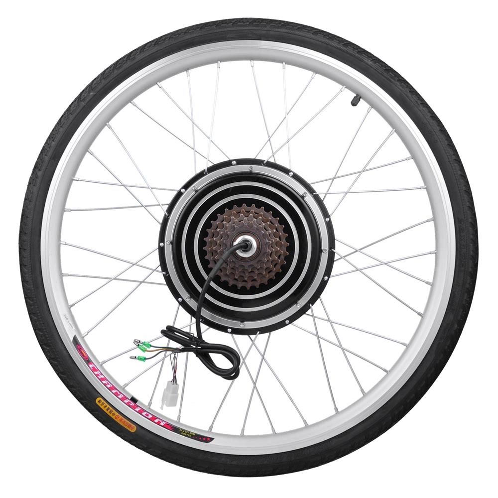 bike ride motor wheel - photo #10