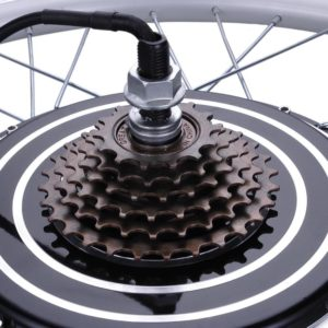 500 Watt 26 Inch Rear Wheel Electric Bicycle Motor Kit 4
