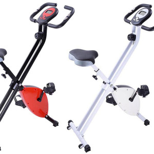 Folding Exercise Bike Magnetic Indoor Cycle Category Image