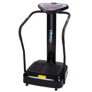 Full Body Vibration Machine Black 1