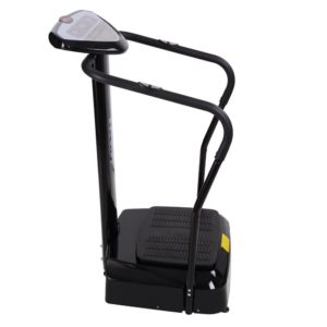 Full Body Vibration Machine Black 3