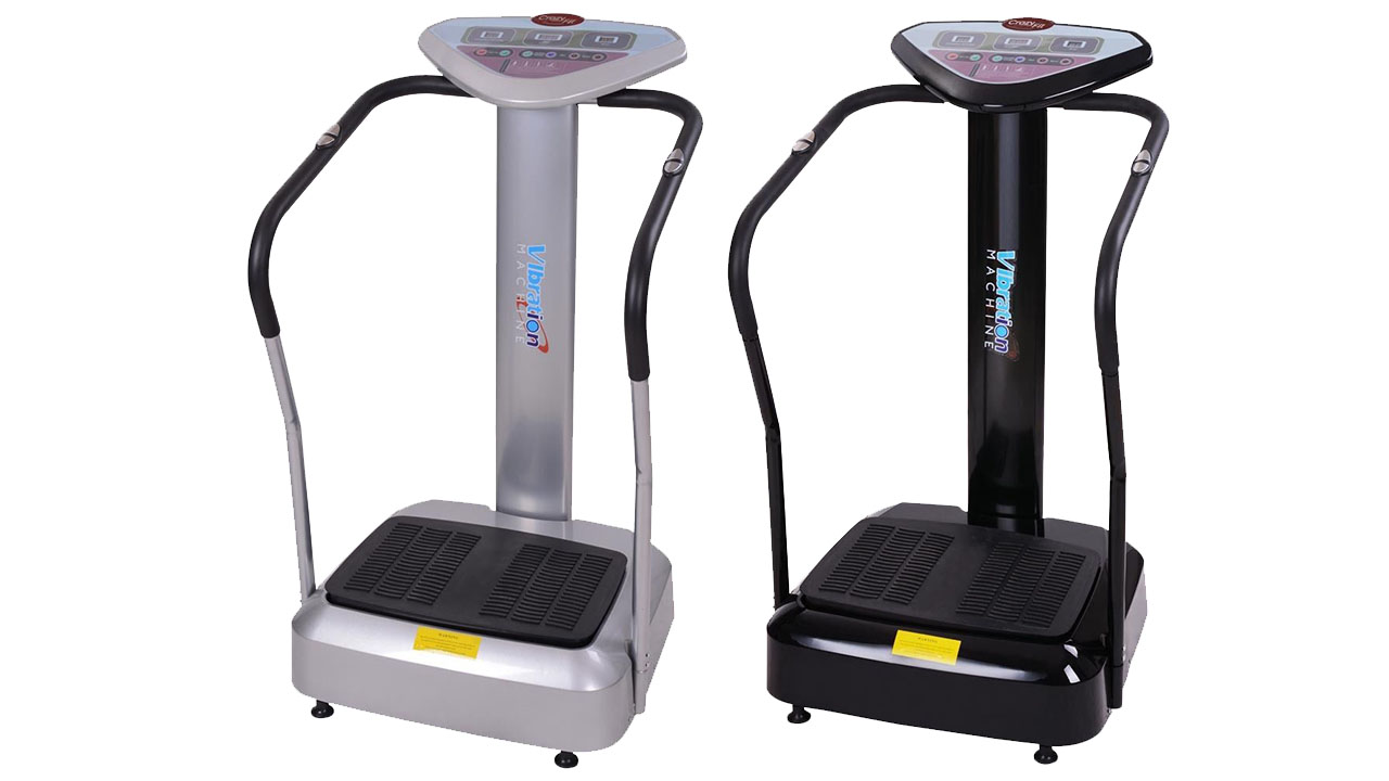 Full Body Vibration Machine Exercise Massager - 1000W -