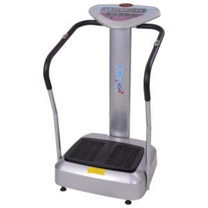 Full Body Vibration Machine Silver 1