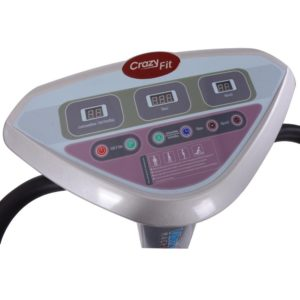 Full Body Vibration Machine Silver 4