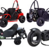 Gas Powered Vehicles