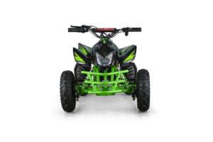 Titan Kids Electric ATV Mini Quad - Green