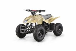 Titan Kids Electric ATV Mini Quad - Oak Camo 2