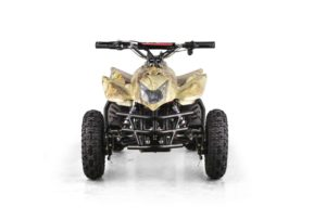 Titan Kids Electric ATV Mini Quad - Oak Camo