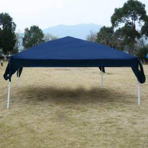 10 x 10 EZ Pop Up Canopy Tent Blue 2