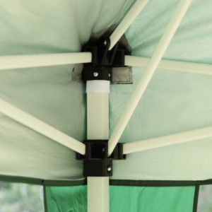 10 x 10 EZ Pop Up Canopy Tent Frame 3