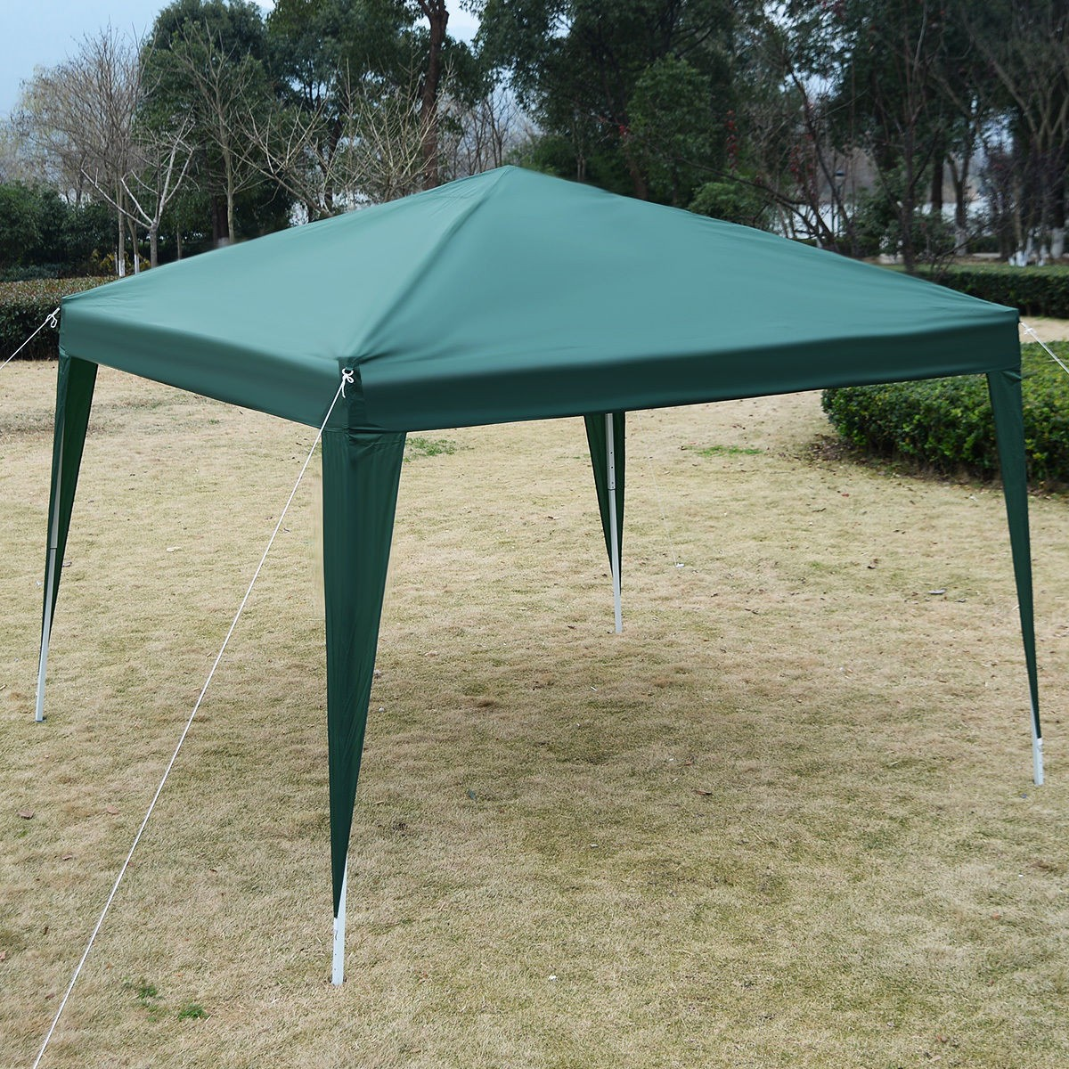 10 10 Gazebos Canopies : Ez pop up canopy tent gazebo