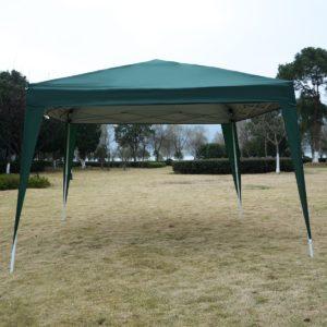 10 x 10 EZ Pop Up Canopy Tent Green