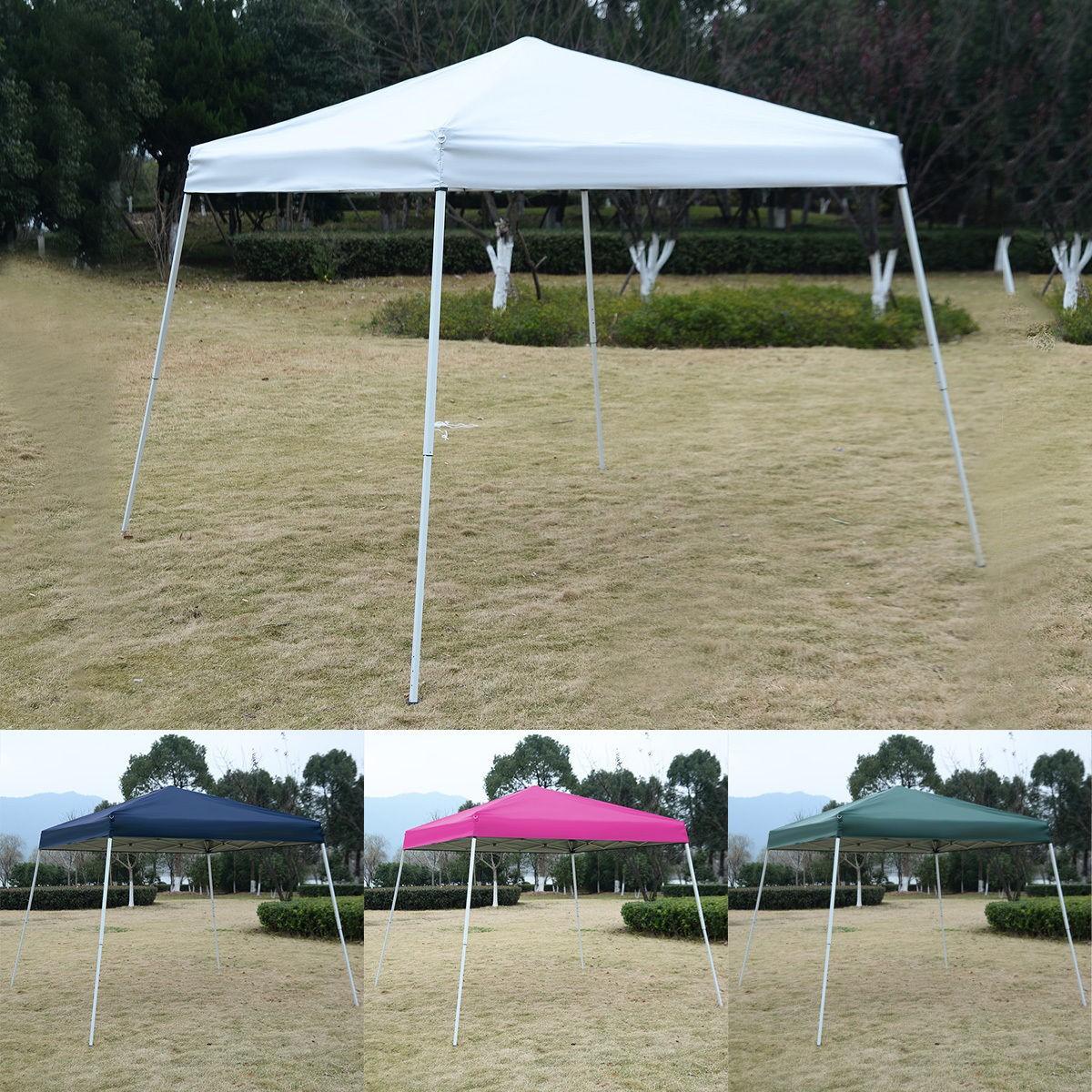 Pop Up Tents For Sale >> 10 X 10 Ez Pop Up Canopy Tent Gazebo