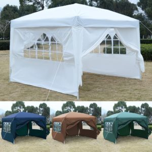 10 x 10 EZ Pop Up Tent Canopy Category Image