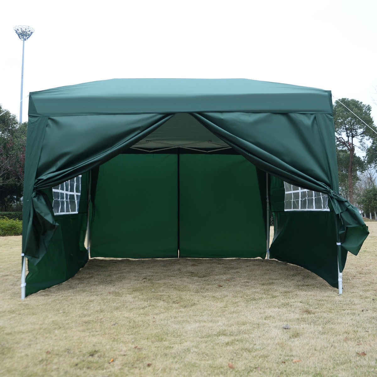 sc 1 st  Wholesale Event Tents & 10 x 10 EZ Pop Up Tent Canopy Gazebo