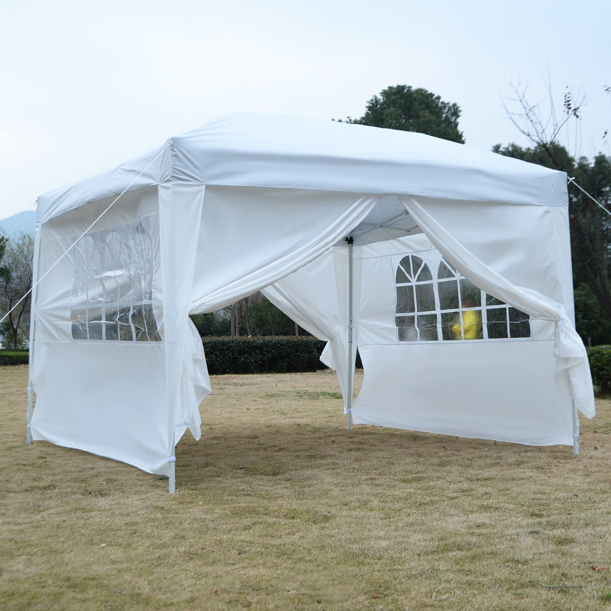 Canopies And Tarps : Ez pop up tent canopy gazebo