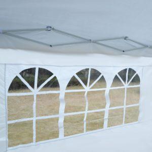 10 x 10 EZ Pop Up Tent Canopy Windows