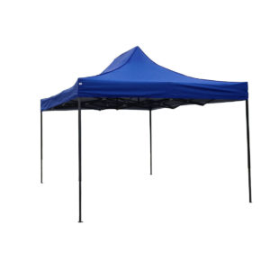 10 x 15 Commercial Pop Up Canopy Tent - Blue