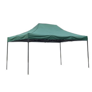 10 x 15 Commercial Pop Up Canopy Tent - Green