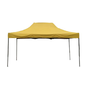 10 x 15 Commercial Pop Up Canopy Tent - Yellow