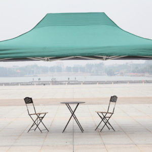 10 x 15 Commercial Pop Up Tent Canopy - Teal