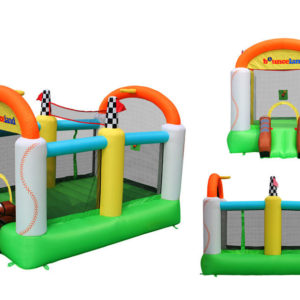 All Sports Bounce House Inflatable Bouncer 2