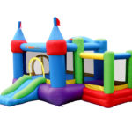 Dream Castle Bounce House Inflatable Bouncer