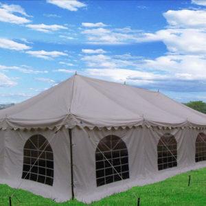 20 x 40 PVC Pole Tent Canopy Gazebo 1