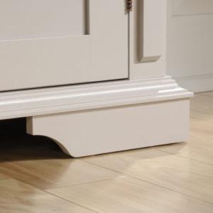 Accent Storage Cabinet - Cobblestone White 5