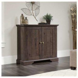 Accent Storage Cabinet - Coffee Oak
