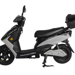 Cabo Cruiser 600 Watt Electric Scooter Moped - Black 3