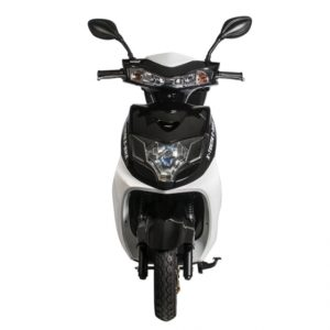Cabo Cruiser 600 Watt Electric Scooter Moped - Black 5