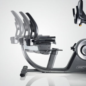 Epic A17R Recumbent Exercise Bike 2