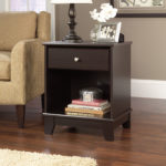 Jamocha Wood Side End Table