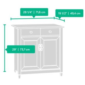 Living Room Utility Stand Home Display Cabinet 2