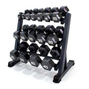 Marcy Deluxe 3 Tier Weight Rack 2