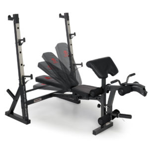 Marcy Diamond Olympic Surge Weight Bench 4