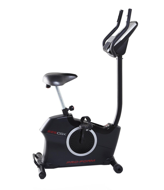 ProForm 225 CSX Exercise Bike Indoor Upright Cycle