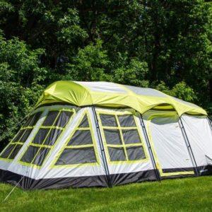 Tahoe Gear Glacier 14 Person Cabin Tent