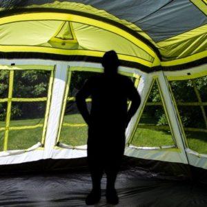 Tahoe Gear Glacier 14 Person Cabin Tent 4