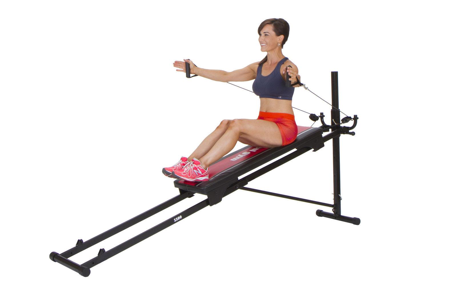 total gym 1100 exercises pdf
