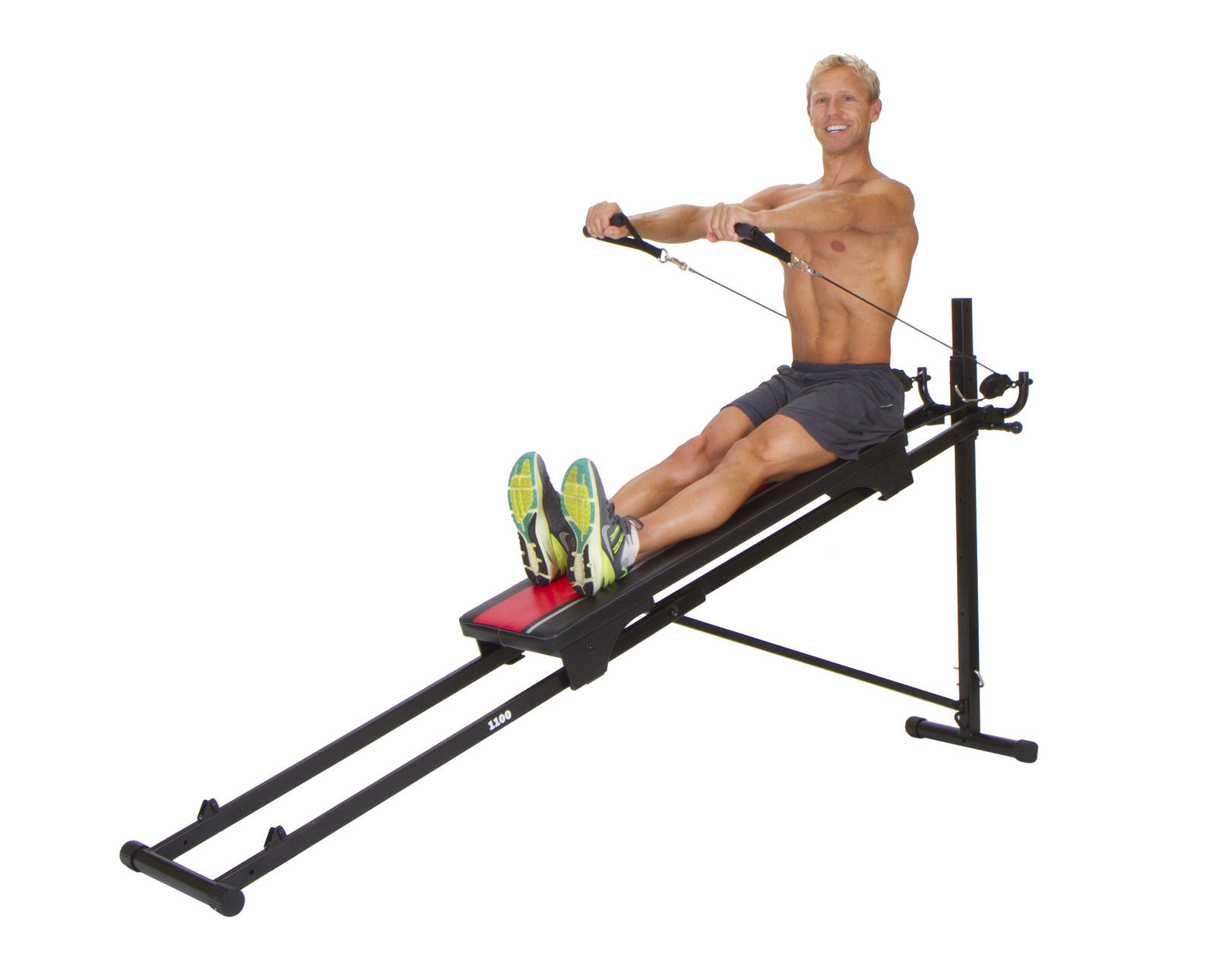 Total Gym 1100 Home Exercise Machine 9