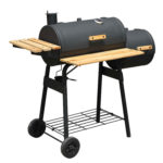 Charcoal Barbecue Grill Patio Smoker