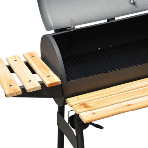 Charcoal Barbecue Grill Patio Smoker 5