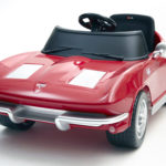 kalee corvette stingray battery powered car 12v