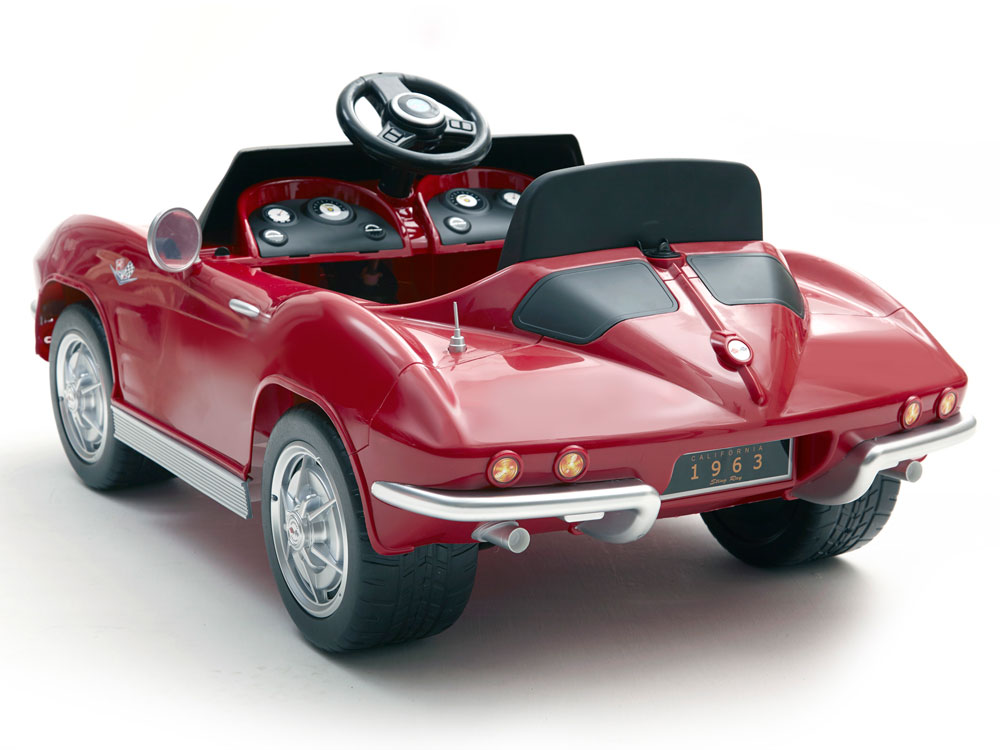 kalee corvette stingray battery powered car 12v 2